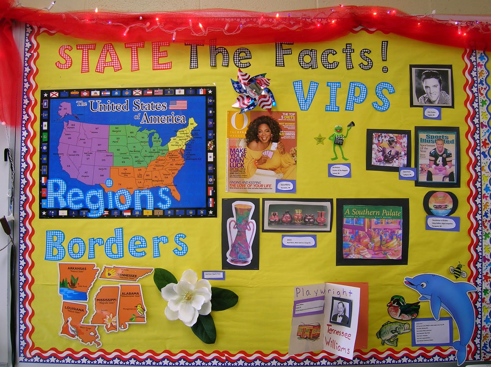 5th Grade Social Studies Classroom Decorations : Teaching happily ever after bulletin board ideas linky