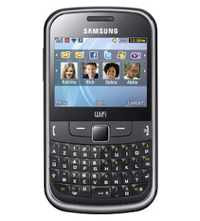 Samsung GT-S3353 Chat Manual GPRS, MMS, Wi-Fi and Browser Network Settings