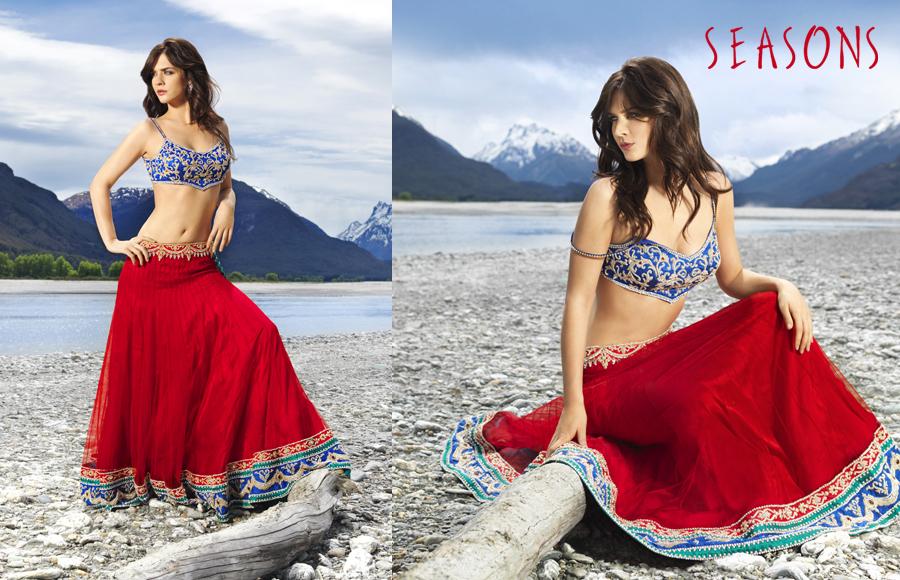 Seasons Indian Wear Indian Fashion About Sari Wear