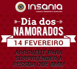 INSANIA | Presentes Originais