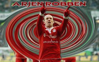 Arjen Robben Bayern Munich Wallpaper 2011 7