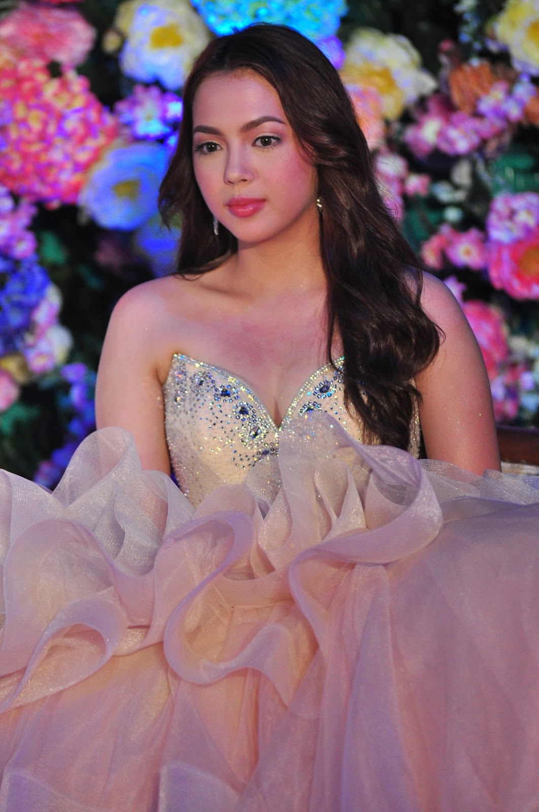 Julia Montes Is The New Face of Debut By Juan Carlo |The Manila Urbanite
