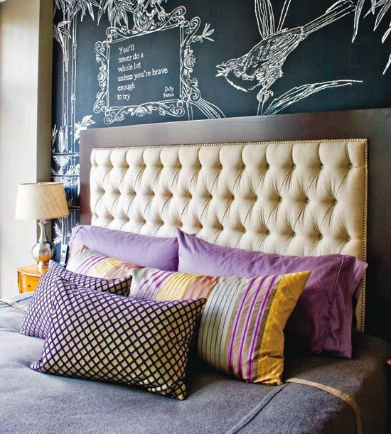 541 صور حوائط غرف نوم و ديكورات جدران لغرف نوم عصرية