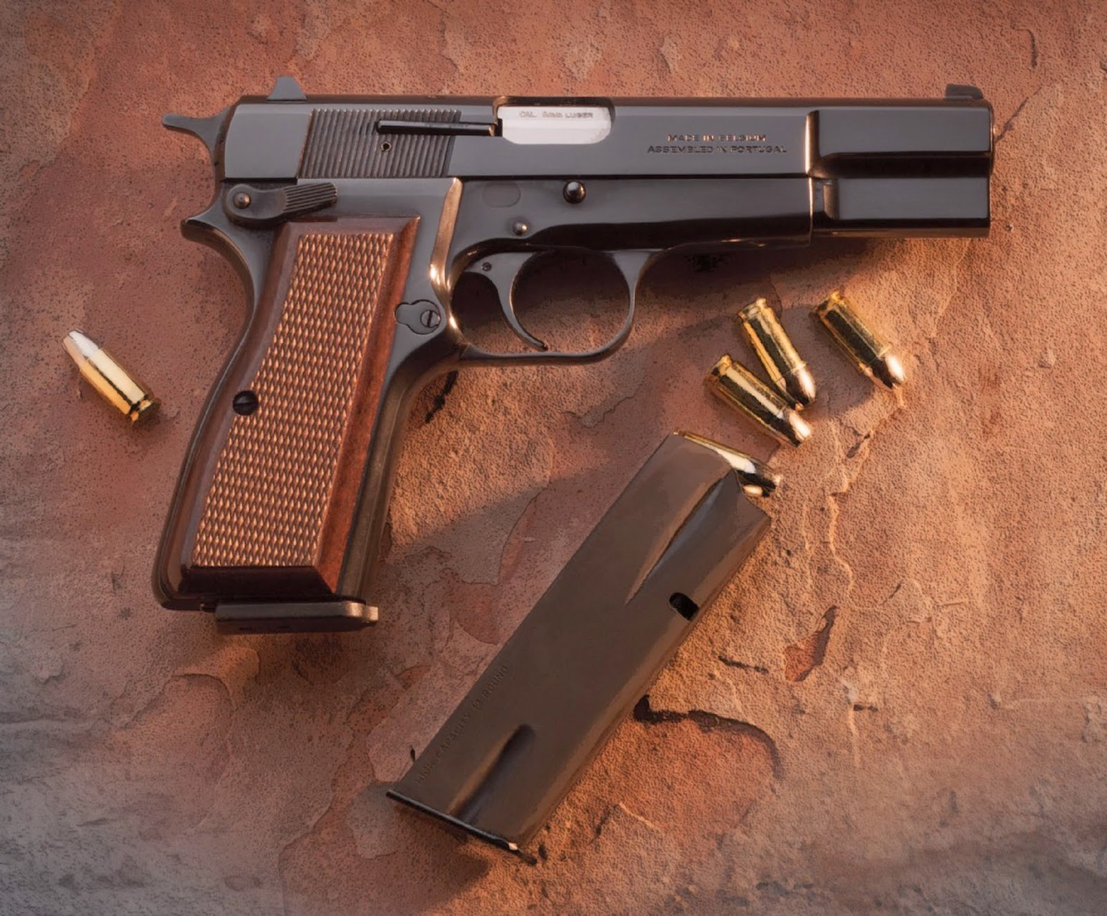 Browning Hi Power 75th Anniversary