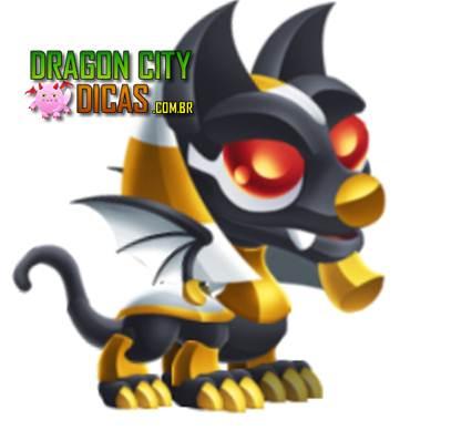 Dragão Anubis