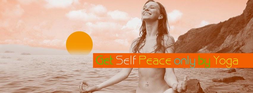 Facebook Cover of Yoga girl