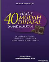 Download 40 Hadist yang mudah di hafalkan