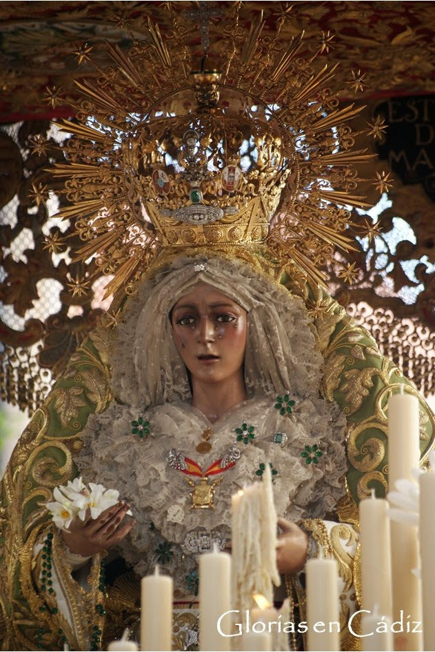 50 Aniversario Coronación Canónica Esperanza Macarena (SEVILLA)