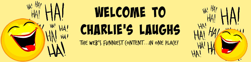 Welcome To Charlie's Laughs