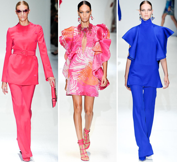 Gucci Women's S/S '13 Collection