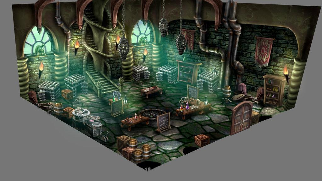Concept101: Pirate101's Darkmoor, Zafaria, and Valencia Extensions