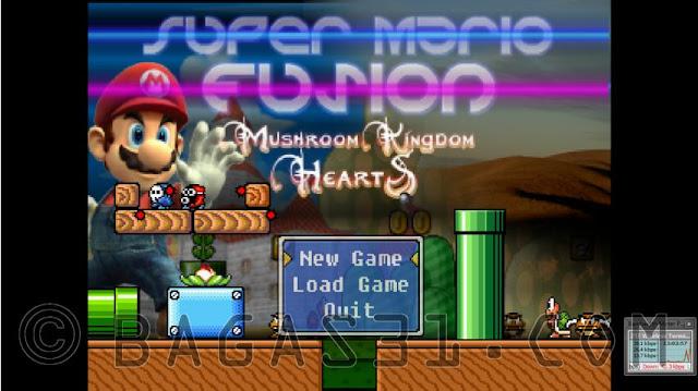 Super Mario Fusion : Mushroom Kingdom 2