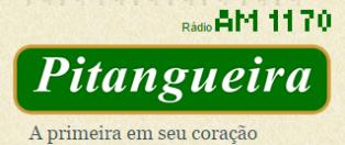 Rádio Pitangueira AM 1170 de Itaqui RS ao vivo