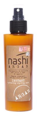 Preview Nashi Argan Instant: il termoprotettore multibenefit