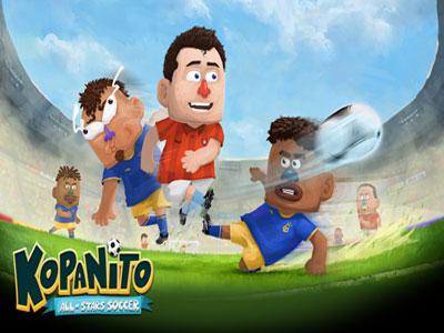 تحميل لعبة كرة القدم Kopanito All Stars Soccer للكمبيوتر