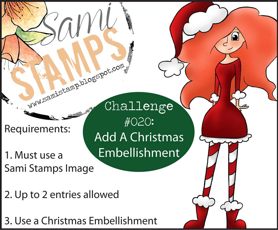 Sami Stamps Challenge #20