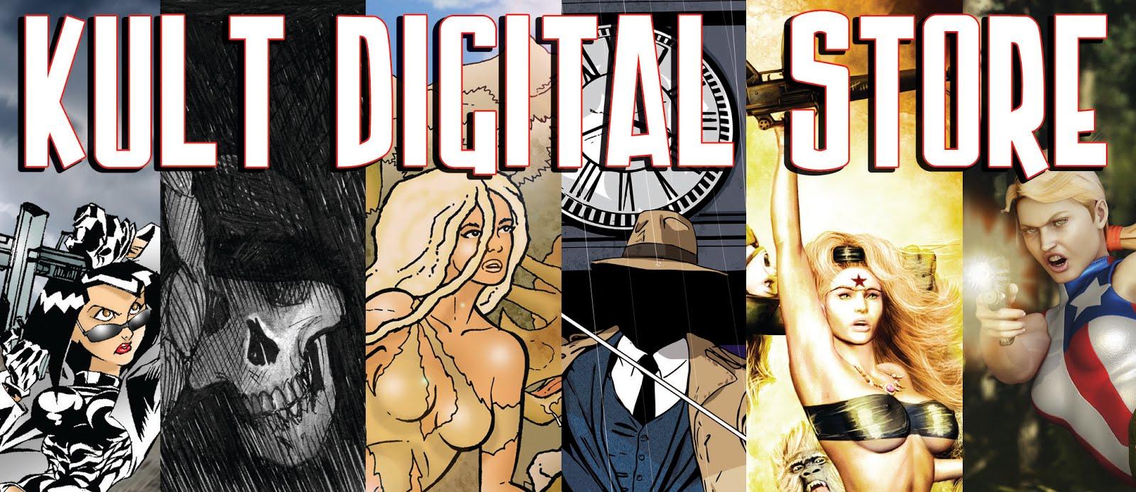 Link to Kult Digital Store