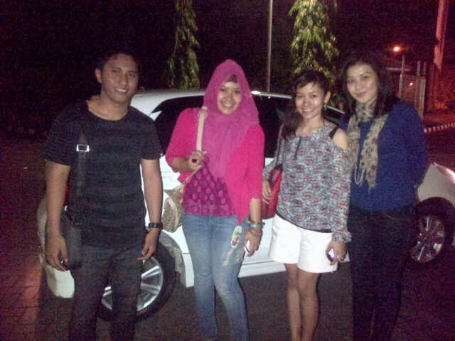 With Iren Kangen Band