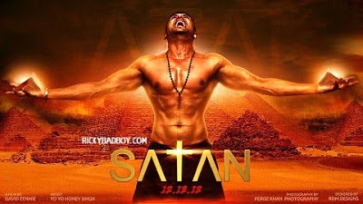 Honey Singh - Satan Lyrics