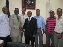 Gobernador calificó de histórico encuentro con el Comité Ejecutivo de la Unión Deportiva de San Cristóbal