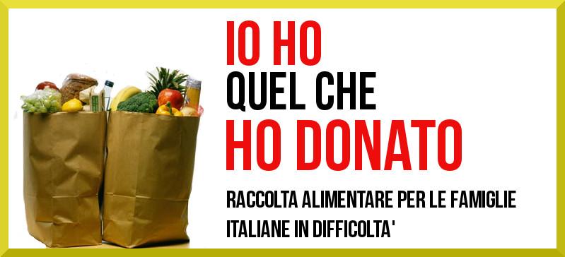 Soccorso alle famiglie italiane!