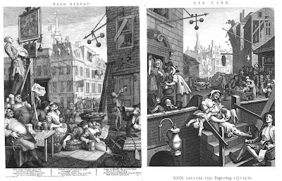 Vicolo del gin di William Hogarth