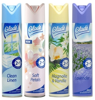 Glade air freshener coupons