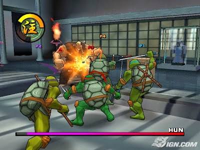 Free Download Game Teenage Mutant Ninja Turtles 2: Battle Nexus Highly Compressed For PC