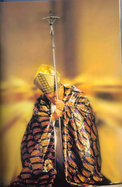 Sua santità Beato Giovanni Paolo II Papa