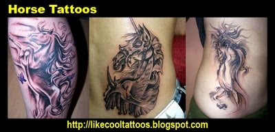 Symbolic Meaning of Horse Tattoos