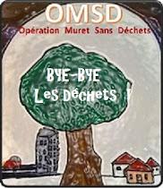 Logo OMSD - Bye Bye les Déchets