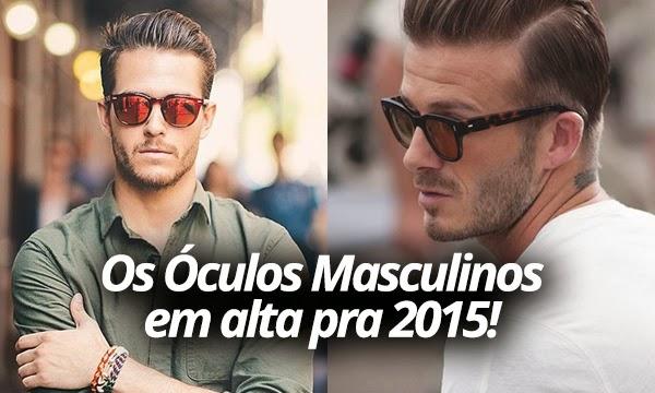 óculos masculino para 2015