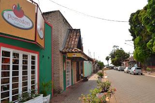 chapada guimaraes historia - centro da cidade