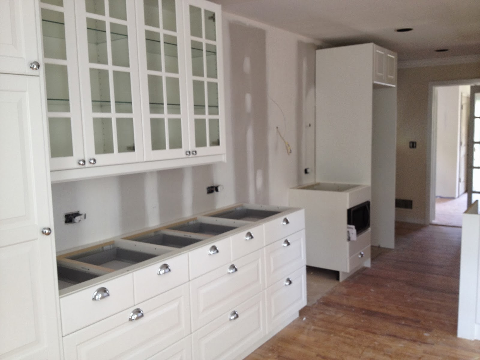 Pictures Of Ikea Kitchens Installed