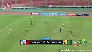 Prediksi Pertandingan Thailand vs Kamerun