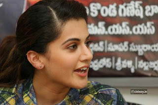 Tapsee-Interview-Photos