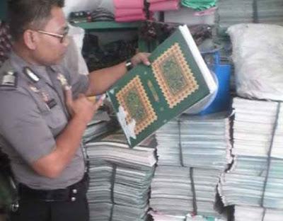 Komnas HAM Dukung Polisi Tindak Produsen Terompet Al Qur'an