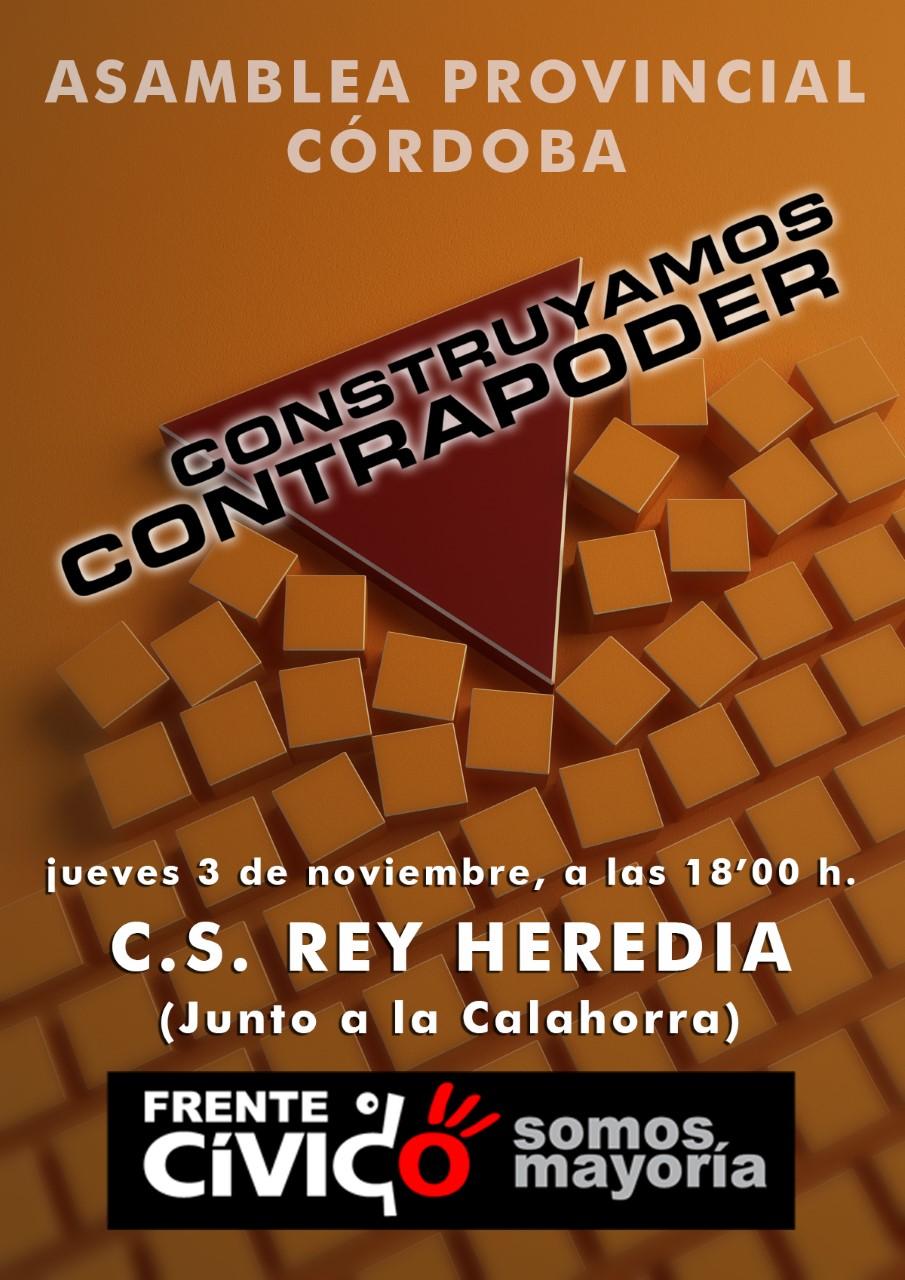 Asamblea Provincial FCSM Córdoba