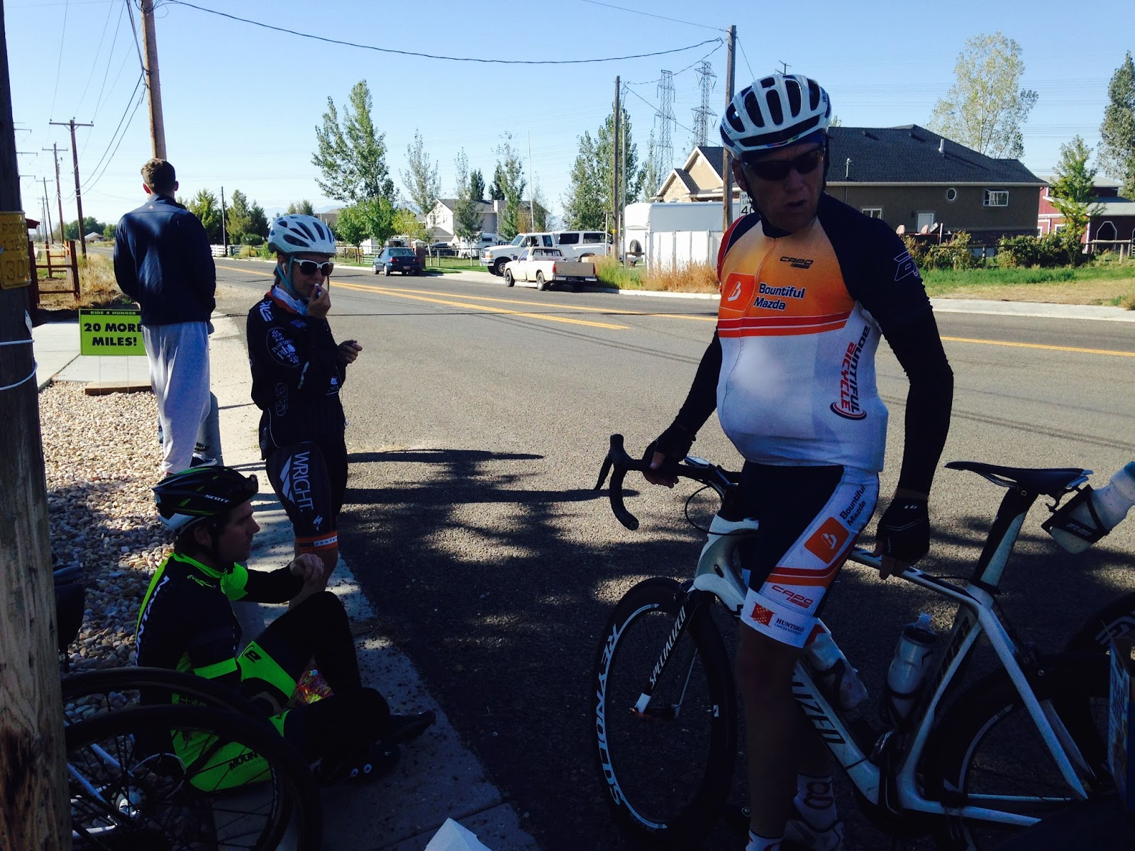 mountain orthopaedics ride for hunger