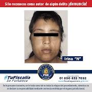 Aprehende la Fiscalía a mujer que torturó y mató a su hija de apenas 3 años de edad