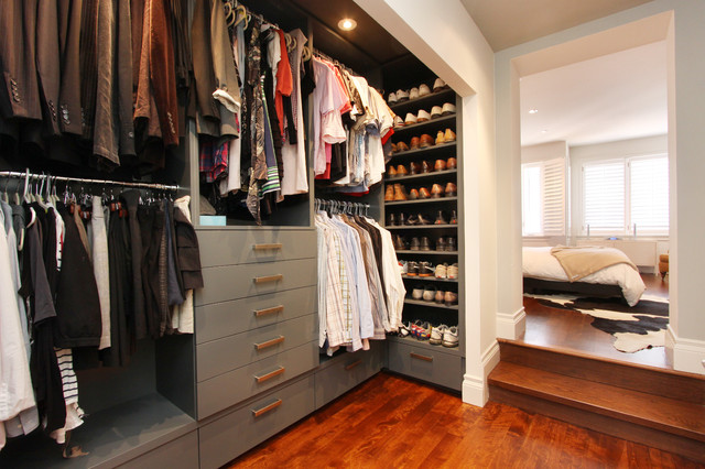 master bedroom closet ideas via