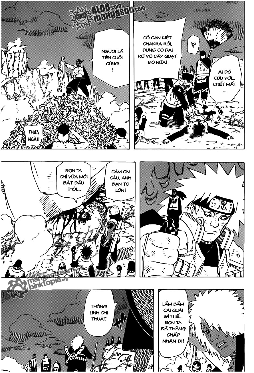 Naruto chap 536 Trang 15 - Mangak.info
