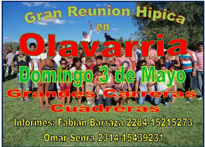 Olavarria 3-5