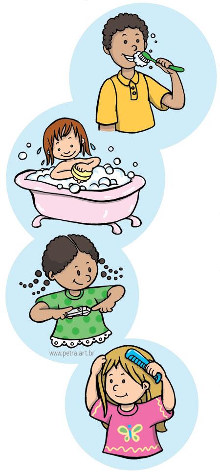 ErGoNoMiA: Higiene En Los Niños