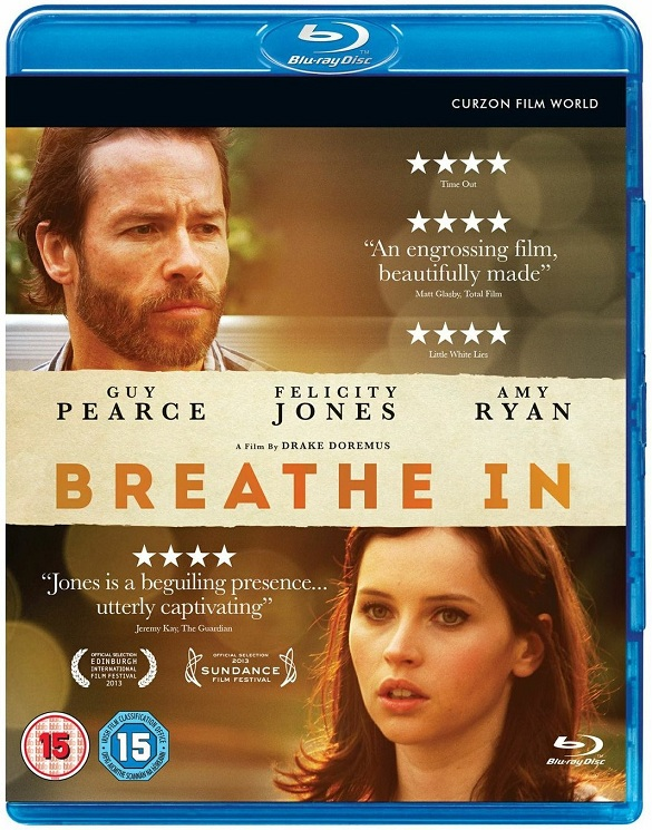 Breathe In (2013) Audio Latino 5.1 BRRip 720p Dual Ingles