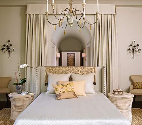 Guida tende tende per il letto - Tende per sopra il letto ...
