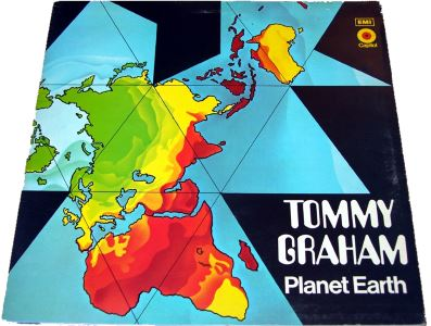 Tommy Graham - Planet Earth