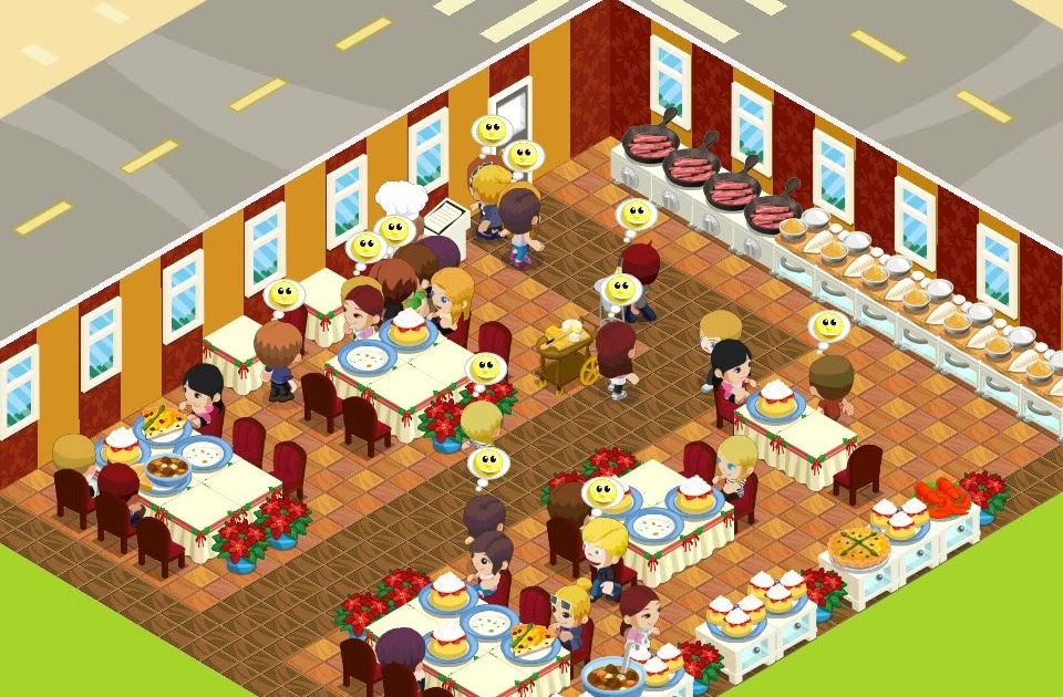 Grousing in progress game review restaurant story