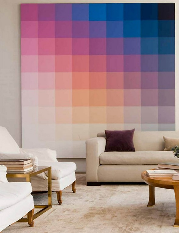Wall Design Paint Pic : Dekorism room colours how to pick the right one