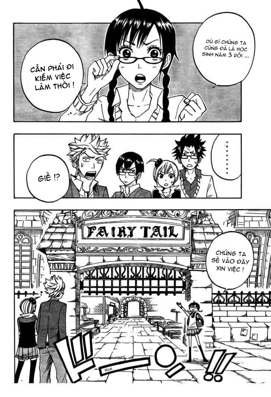 TruyenHay.Com - Ảnh 3 - Fairy Megane One Shot